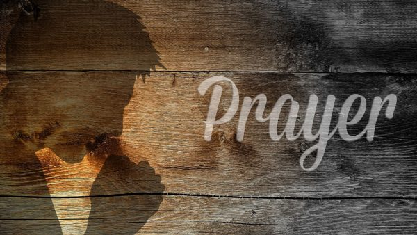 Prayer | Praying under pressure Image